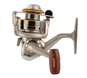SG1000A 6BB High Quality Spinning Fishing Reel left/right hand Aluminum SG 1000 Fishing reels Coil Carp Reel baitcasting