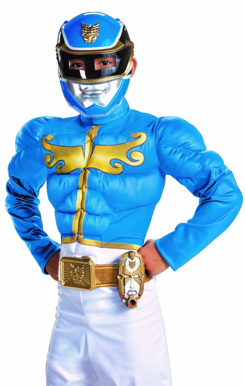 Disguise Saban's Power Ranger Megaforce: Mega Morpher Safety Light Up Accessory