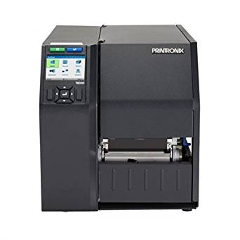 "Printronix T83X4-1100-1 Printronix T8304 Thermal Transfer PRINTER, 4"" Printable width, 300Dpi Resolution, Serial RS232/USB 2.0/Printnet 10/100 Base T Interfaces, Online Data Validation"
