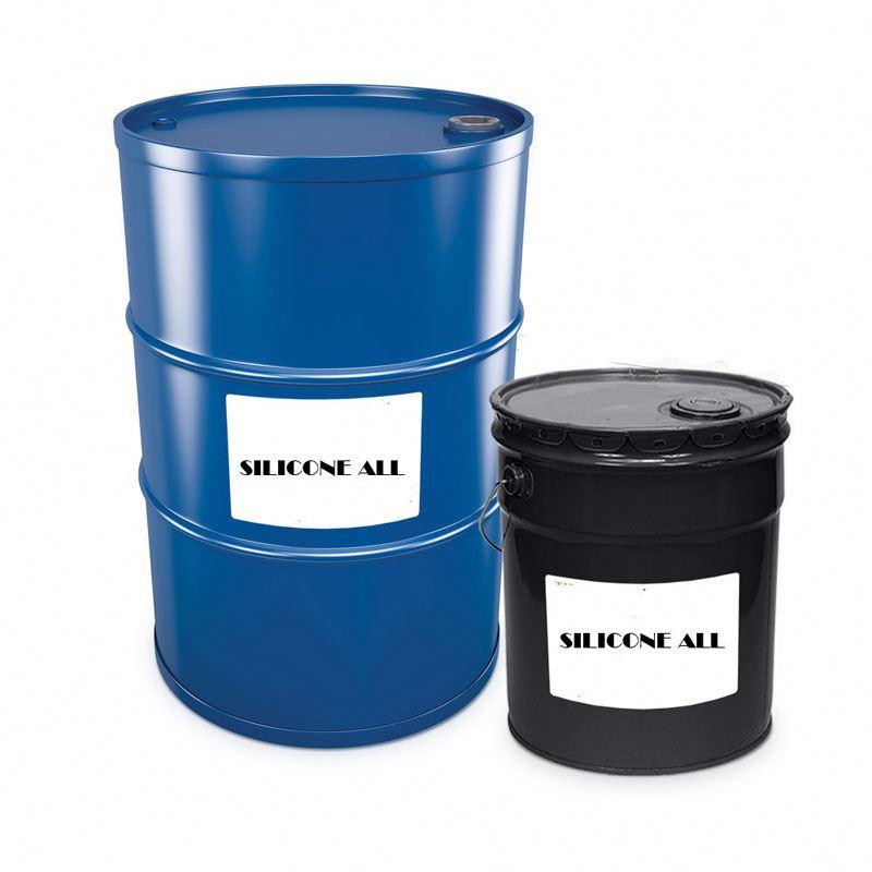 Formula quimica de la silicona liquida