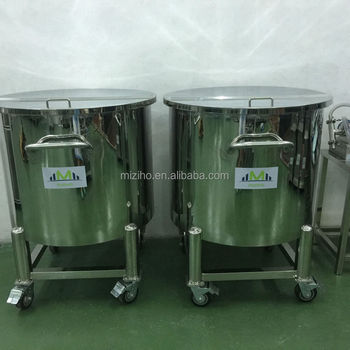 MZH-S 300L Vertical water tanks prices for shampoo , perfume
