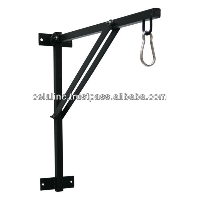 Punching Bag Stand and Speed Ball Platform