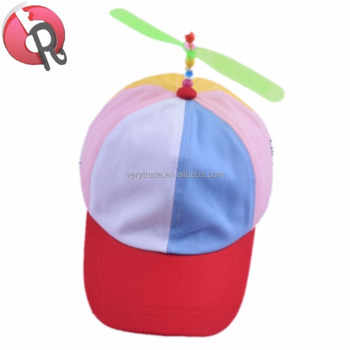 a8cd46bf3af Propeller Beanie Multi-color Baseball Style Cap Propeller Hat - Buy ...