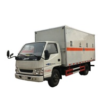 Optional Max Payload and Customized explosion-proof truck 4x2 Civil explosive car