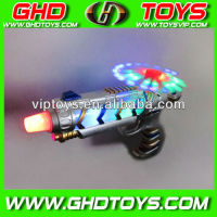 wholesale flash pistol handgun toy with lights and sound