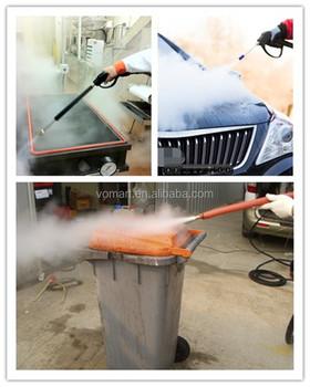 Ce 200bar Diesel Hot Water Steam Car Wash Machine Price Steam Car