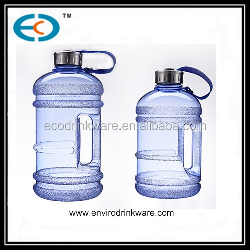 1GAL Sports shaker water bottle bpa free