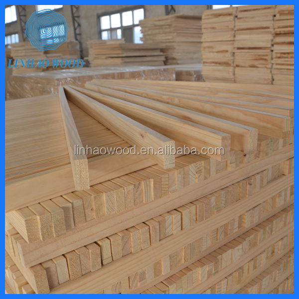 factory price wood slat for folding chair board parts