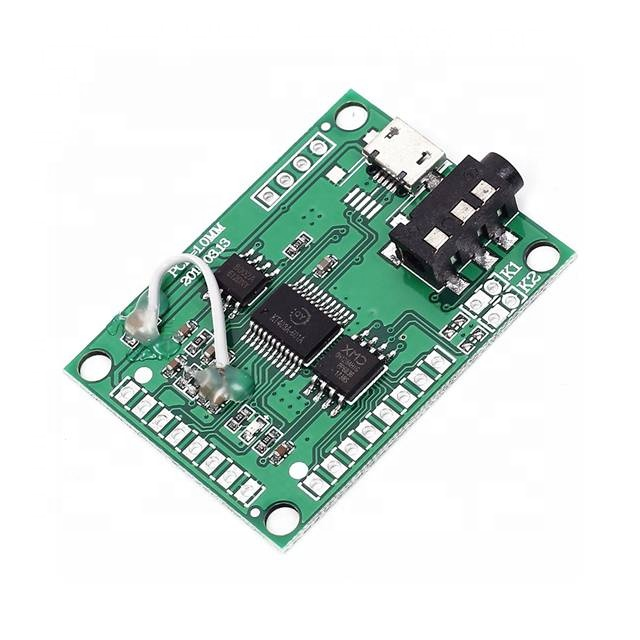USB Direct Update Flash Serial Control 10 Channel Trigger Voice Module QYMUSB2FS
