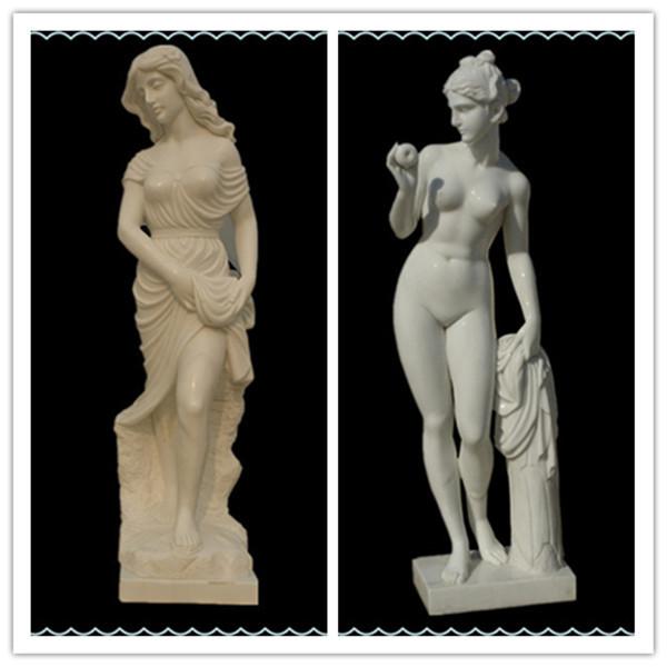 Nude Girl Sculpture - Naked Girls-8942