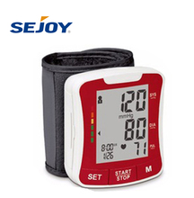 CE FDA Approved Intelligent Digital Wrist Blood Pressure Monitor