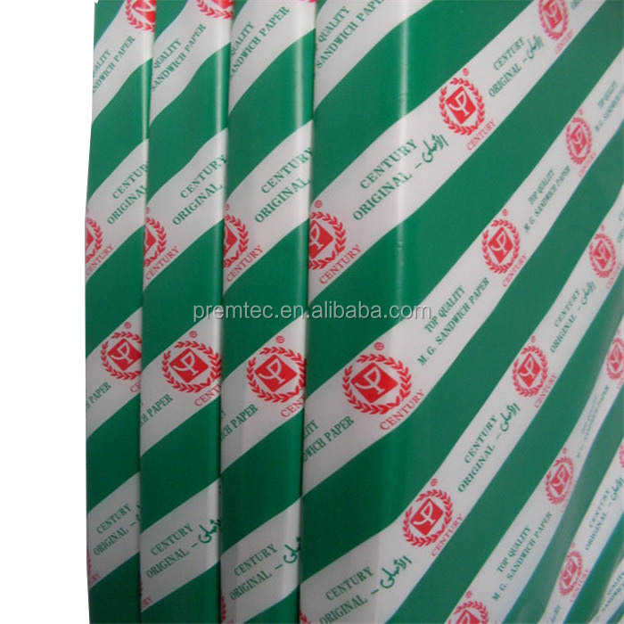 best sale Food packing sandwich paper