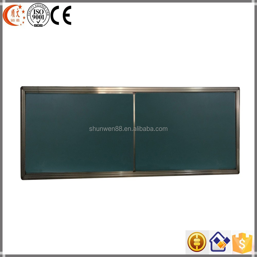 Alibaba China best sellers sliding magnetic school blackboard for sale