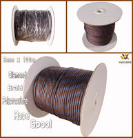 3mm by 100m Diamond Braid Polypropylene Rope Spool