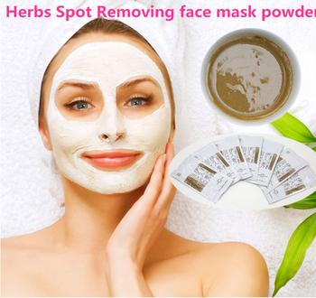 Mud mask facial