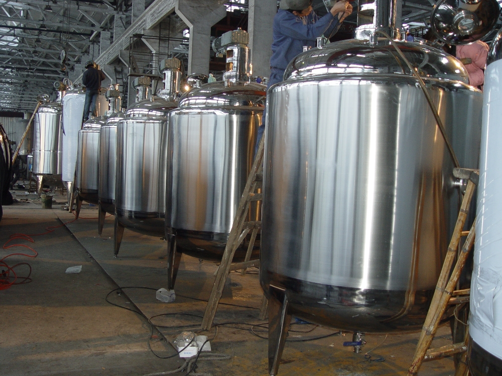promotional price good quality jacketed stirred tank reactor with high quality