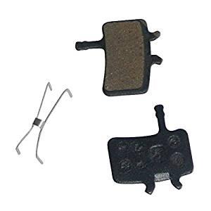 Generic 2Pcs MTB Disc Brake Pads For Avid BB7 Juicy 3 5 7 Disc Brake Resin