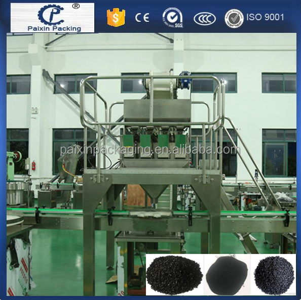 CE standard machinery weighing filling machine automatic grade