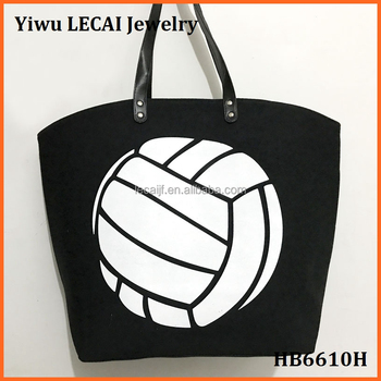 Yiwu High Quality Large Canvas Personalized Volleyball Tote Bag - Buy  Volleyball Personalized Bag eebd9a4df9a03