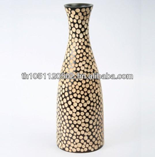 Thailand Mango Wood Vases Thailand Mango Wood Vases Manufacturers