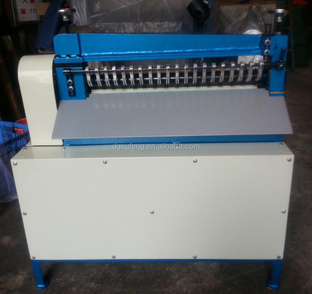 30 inch Leather belt strap cutting machine