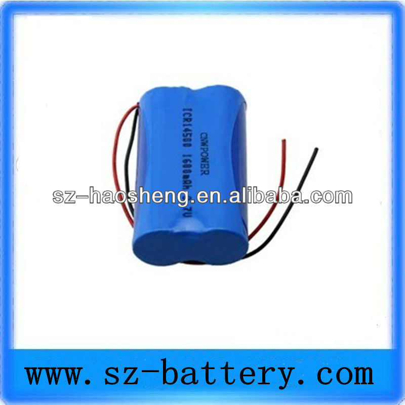 4000 mah 18650 2P Led li ion battery