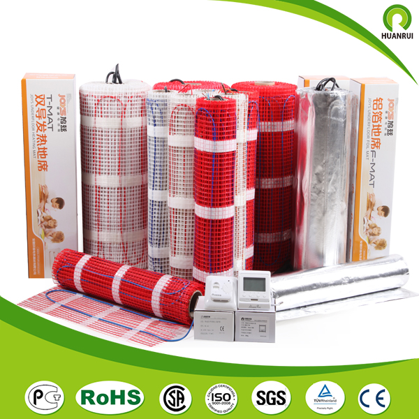 CE certification waterproofing material carbon heat mat