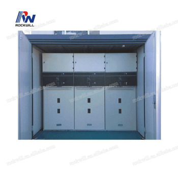 36kV outdoor ring main unit with enclosure