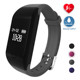 2017 and 2018 real time heart rate monitor bluetooth fitness tracker healthy smart band