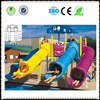 water slide pool used swimming pool playground fiberglass water slide for sale ( QX-18077B)