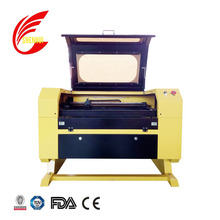 China 5070 7050 70 <span class=keywords><strong>50</strong></span> cm Co2 Lasersnijmachine met 60 w 80 w 100 w laser buis