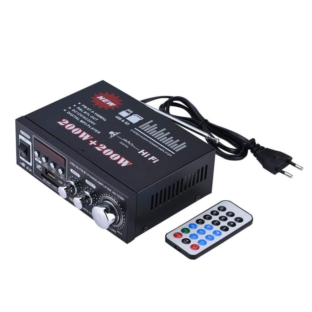 Cheap 220 Amplifier Find Deals On Line At Alibabacom Tda2030av Integrated Circuit Get Quotations Ashata Hifi Mini Power Av 153bt 12v 220v Family Car