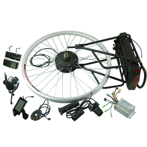 China Supplier e bike electric bicycle conversion kit with LCD Display High Performance