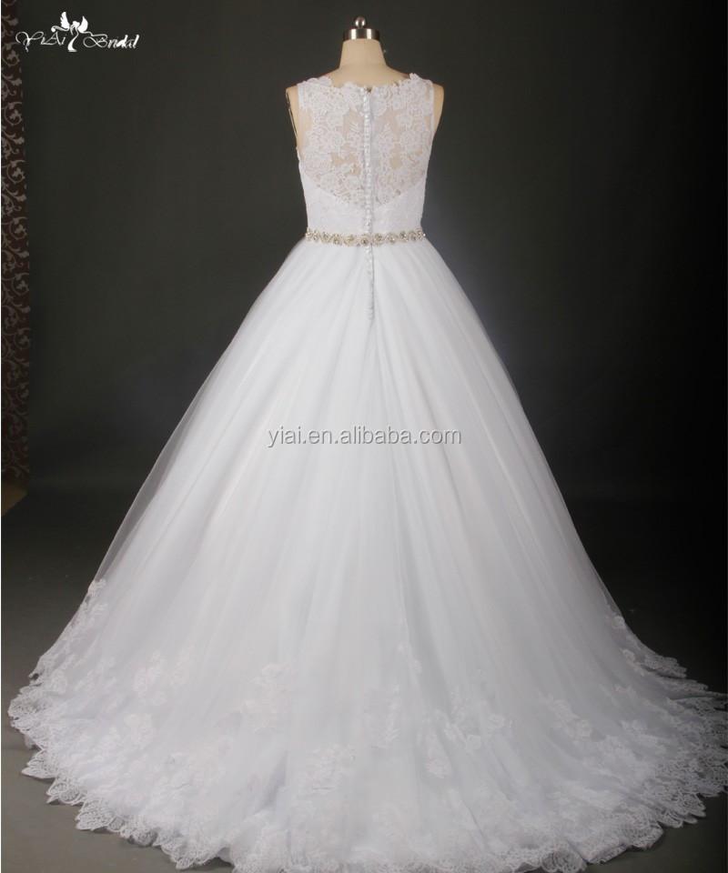 Rsw738 Sleeveless German Wedding Dresses Imported From China 2015