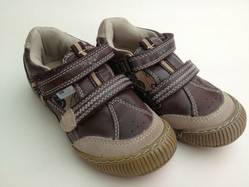 Kids leather healthy genuine shoes Euro qPw84