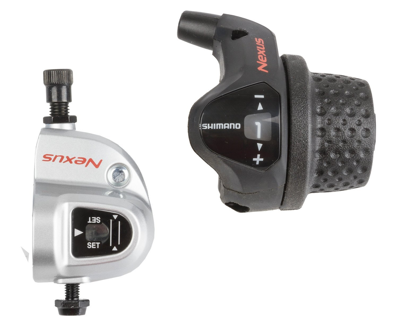 Shimano Nexus SL-3S42 3-Speed Revo Shifter and Bell Crank for Internally Geared
