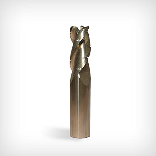GW Schultz Tool, ART3 Series, 3 Fl, 37° HLX | Ø.25 IN. | .75 IN. LOC | .25 IN. SHK | 2.5 IN. OAL | .01 IN. RADIUS | CARBIDE END MILL