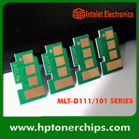 2015 new firmware reset toner chip for samsung mlt-d111