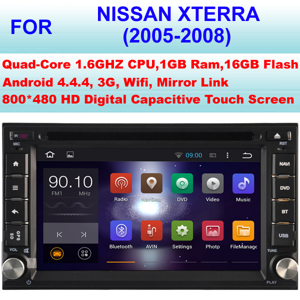2008 Nissan Xterra Instrument Panel Lights: Popular Nissan Xterra Radio-Buy Cheap Nissan Xterra Radio