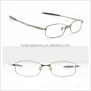 Sports Eyewear Titanium Ox5050 Olive Chrome Mens Full Rim Optical ...