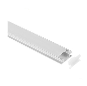 Factory Price 1.5mm thickness aluminum, led aluminum profile for led strips lights from china