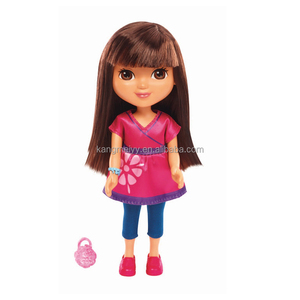 Hotsale!! Nickelodeon Dora and Friends Dora 8in prices Doll for Grils Gift