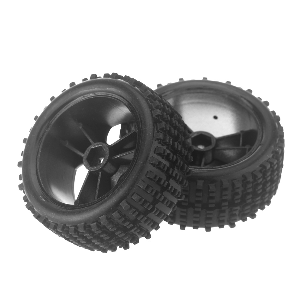1//10 RC Racing On Road Car Truck Tyre Tires and Wheel Rim 4pcs 702-6088