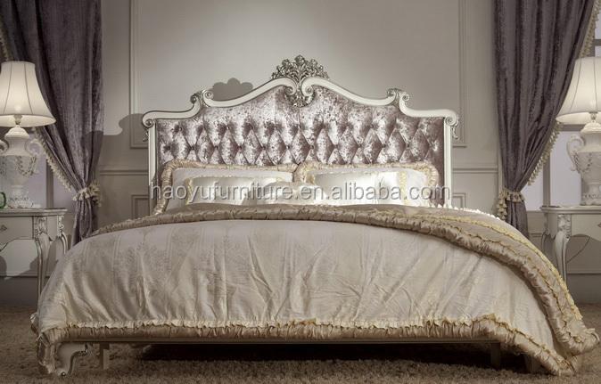 Letti Classici Di Lusso : Sm a a albergo di lusso per arredi in tessuto vendita letto