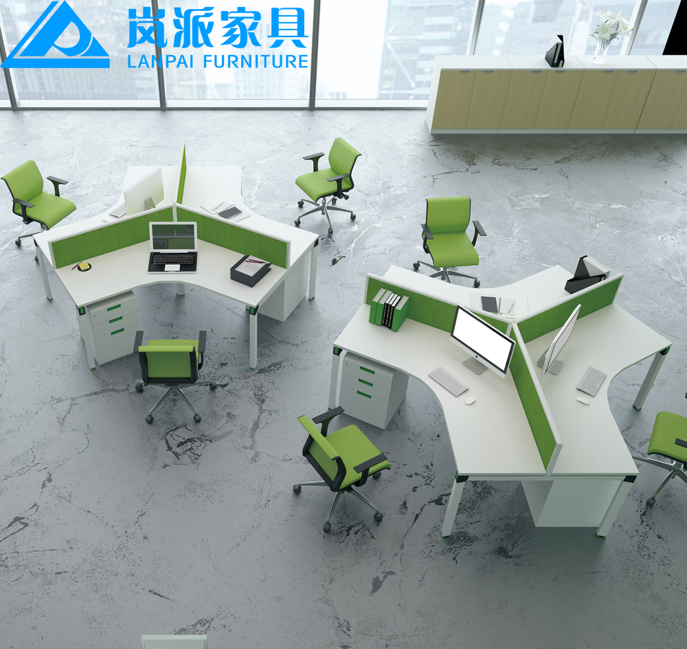 moderno mobiliario de oficina escritorio de la computadora para call center oficina forma diseo de la tabla