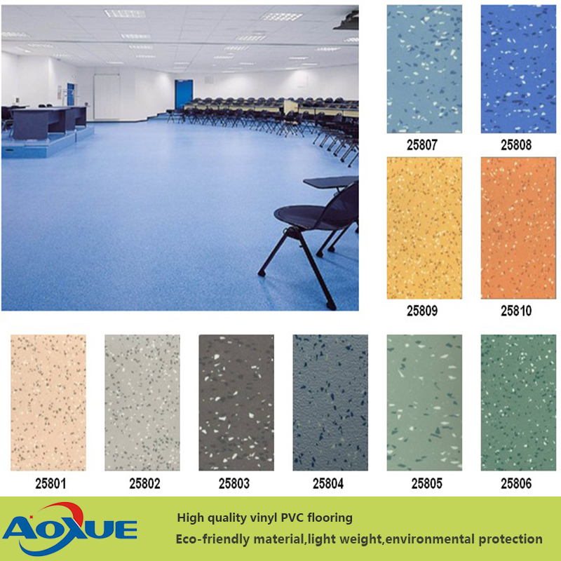 Gerflor pvc vinyle plancher rev tements de sol en for Revetement mural pvc gerflor