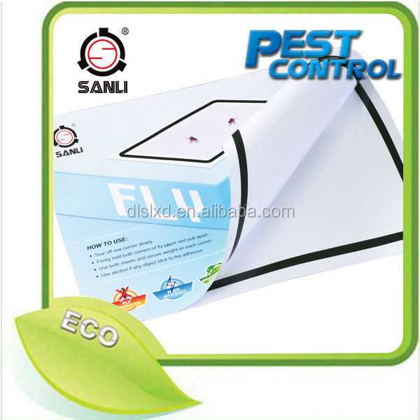 Eco-friendly flies killer strong sticky fly glue trap