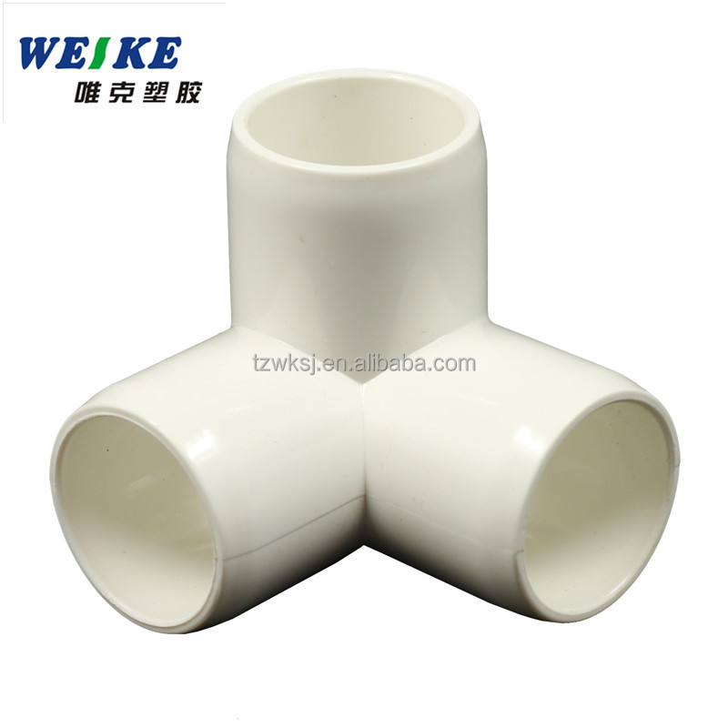 3 way elbow pipe fittings pvc elbow for water buy 3 way for Buy plastic pipe