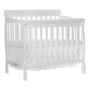 ASTM American style pine wood baby cribs 4 in 1 Multifunction Eco Friendly baby cot