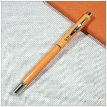 Metal mustard yellow jinhao fashion fountain pen high quality